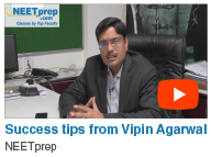 Success tips from Vipin Agarwal